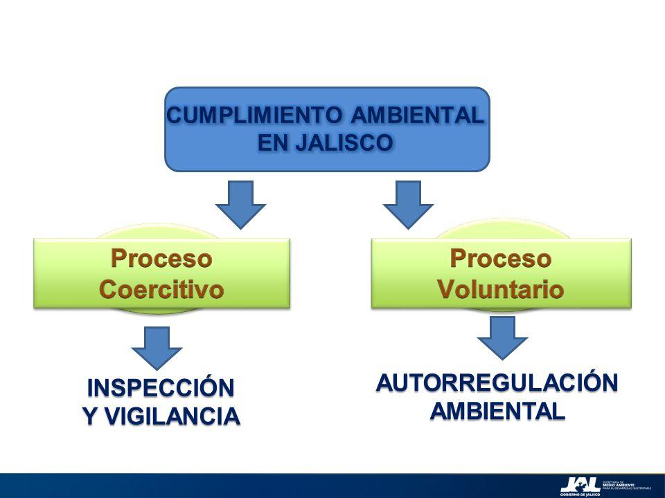 CUMPLIMIENTO AMBIENTAL AUTORREGULACIÓN AMBIENTAL