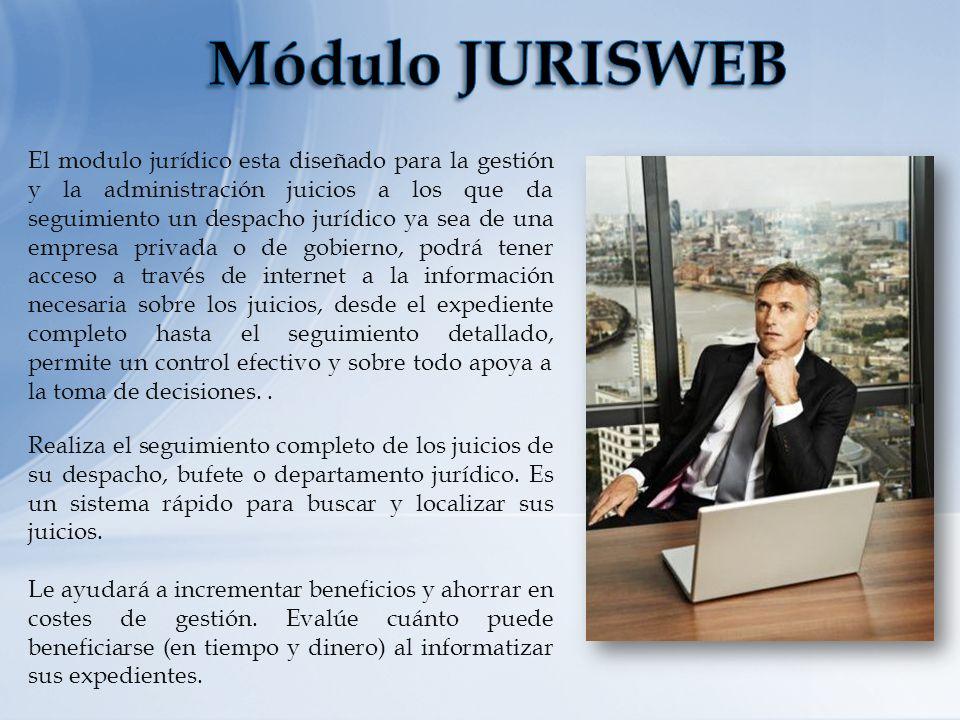 Módulo JURISWEB