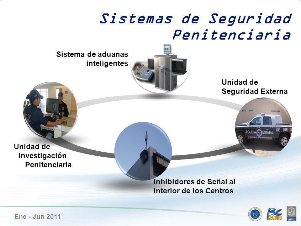 Sistemas de Seguridad Penitenciaria