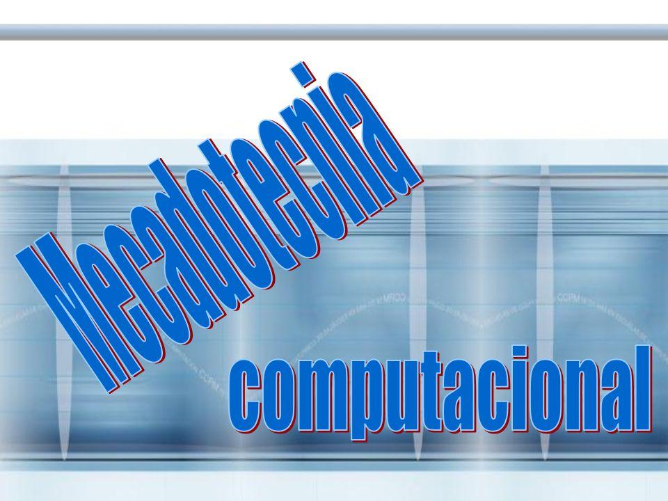 Mecadotecnia computacional