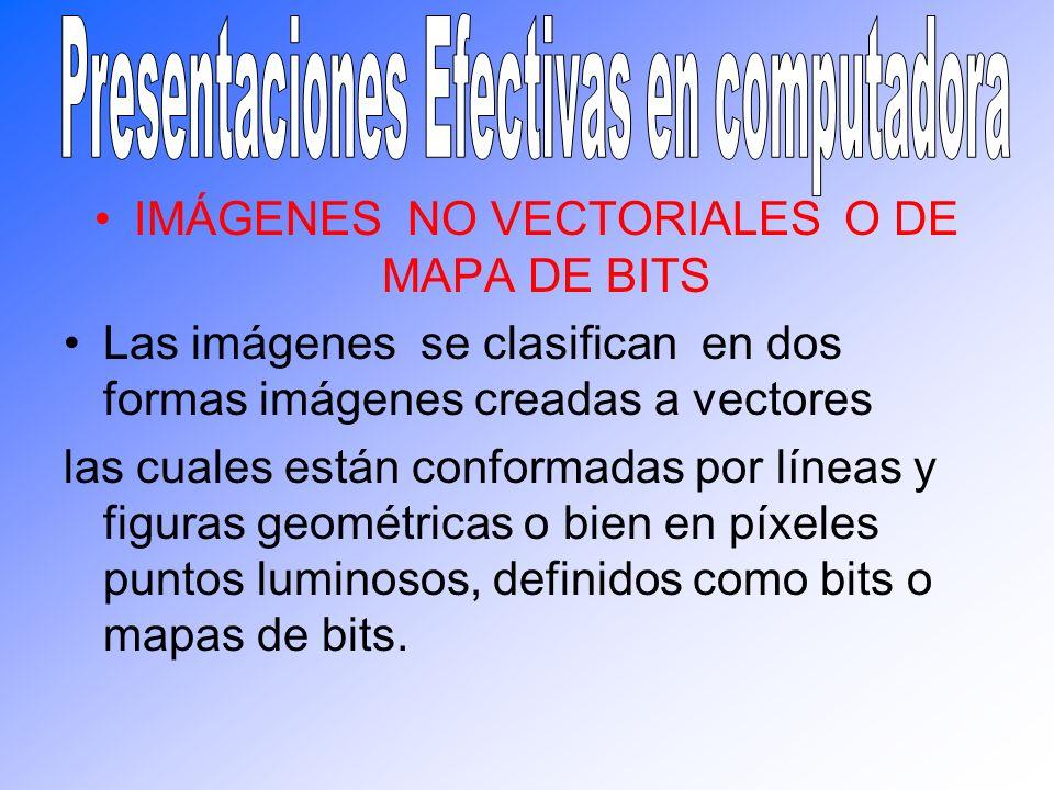 Presentaciones Efectivas en computadora