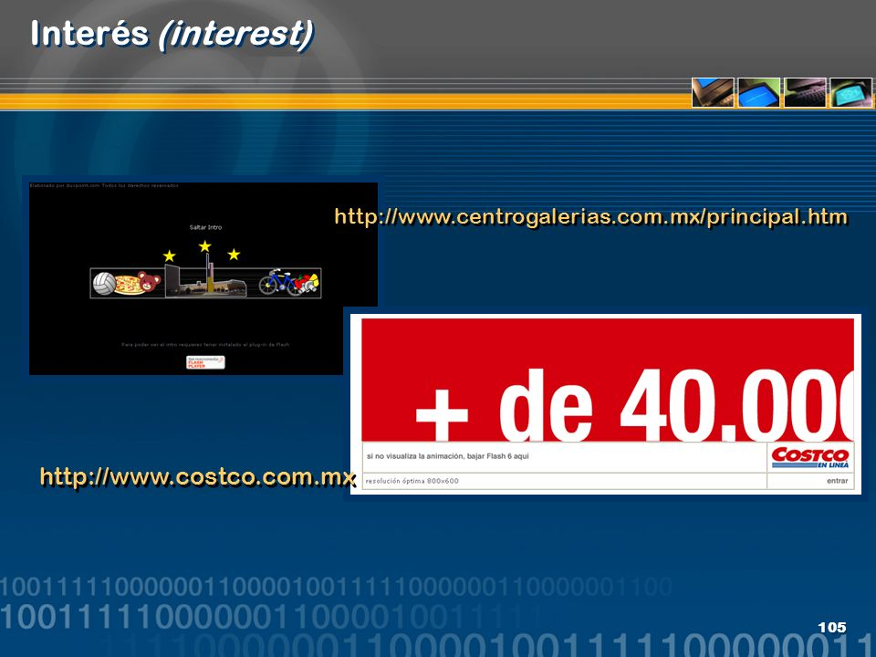 Interés (interest) http://www.costco.com.mx