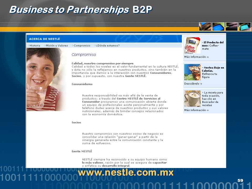 Business to Partnerships B2P