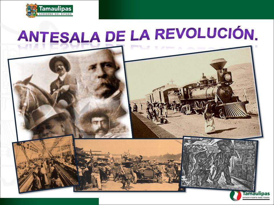 Antesala de la revolución.