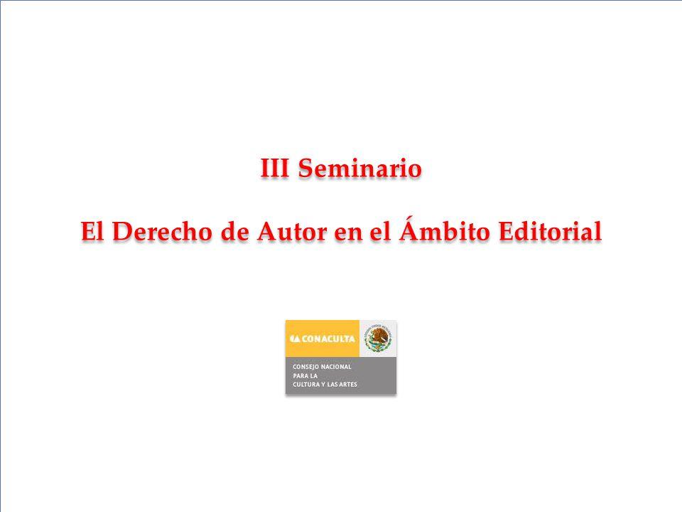 El Derecho de Autor en el Ámbito Editorial