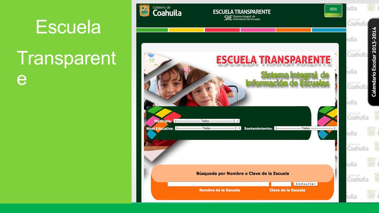 Escuela Transparente Comunicación y colaboración en la nube