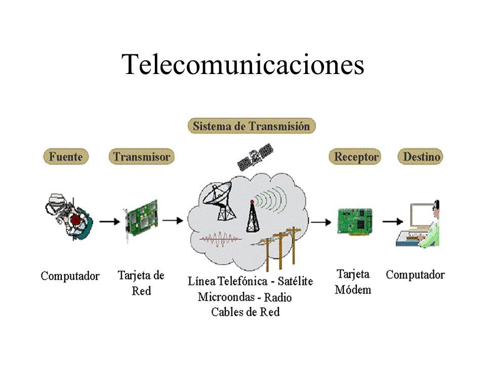Telecomunicaciones