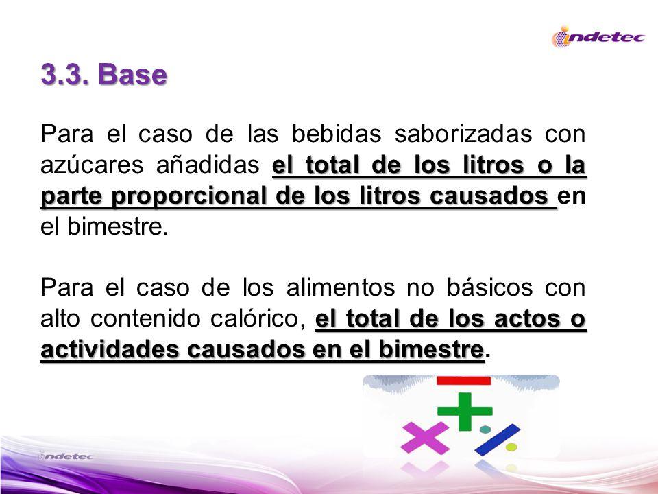 3.3. Base
