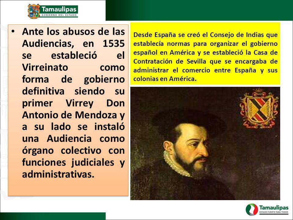 Desde España se creó el Consejo de Indias que establecía normas para organizar el gobierno español en América y se estableció la Casa de Contratación de Sevilla que se encargaba de administrar el comercio entre España y sus colonias en América.