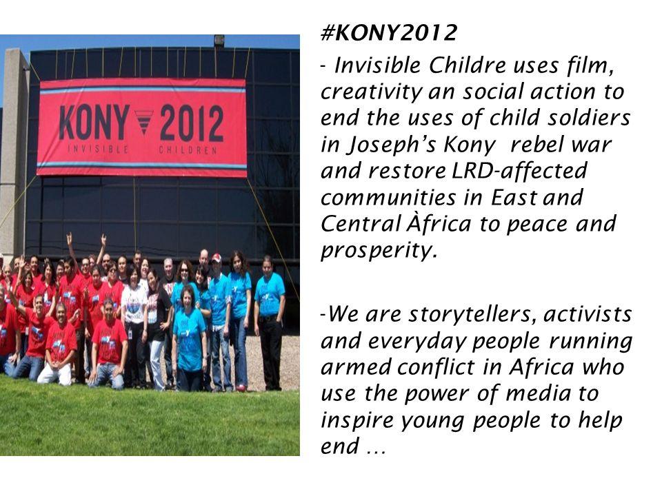 #KONY2012