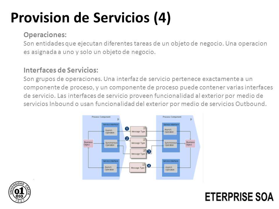 Provision de Servicios (4)