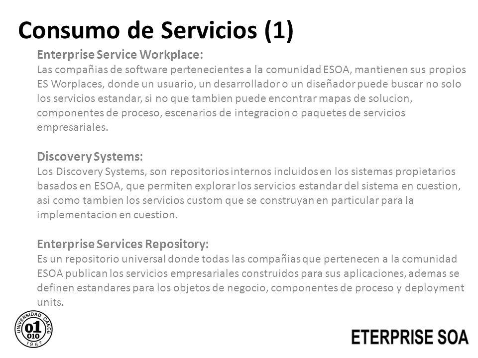 Consumo de Servicios (1)
