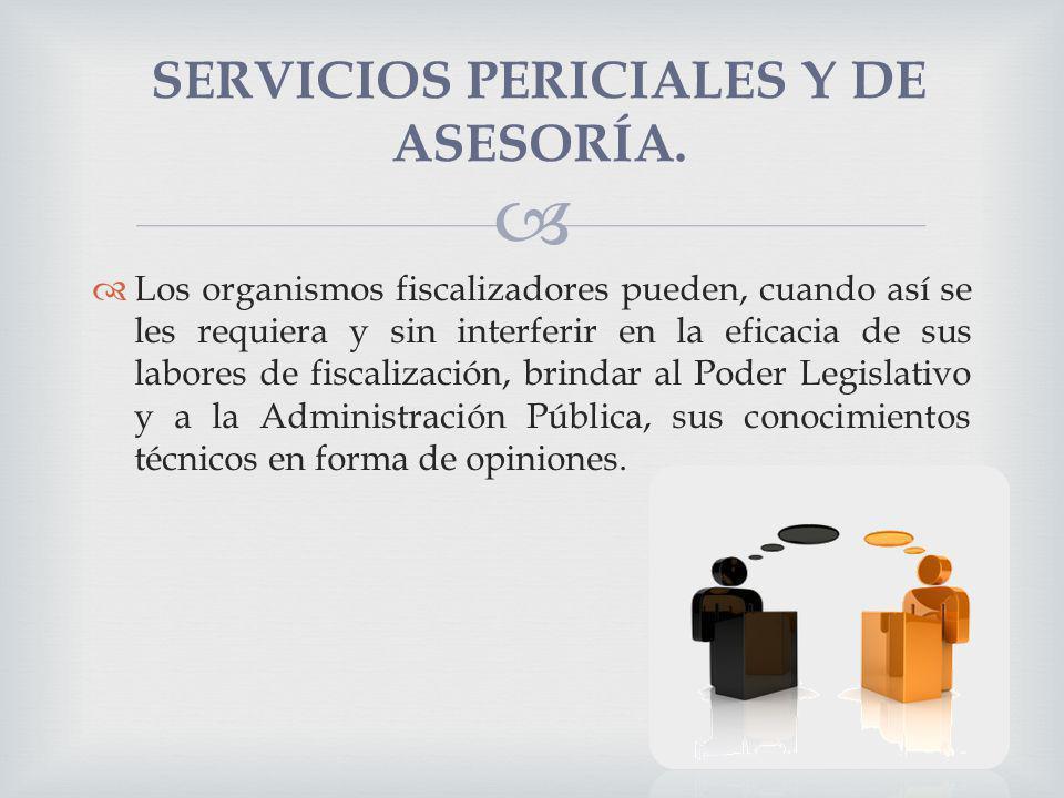SERVICIOS PERICIALES Y DE ASESORÍA.