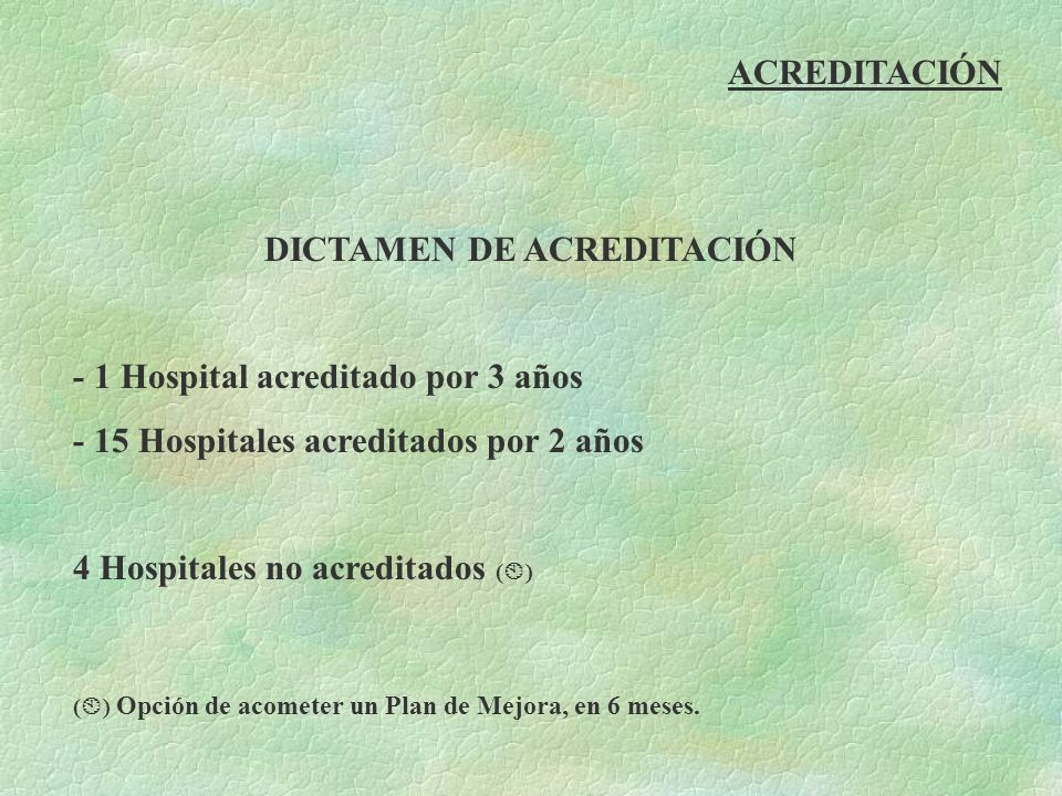 DICTAMEN DE ACREDITACIÓN