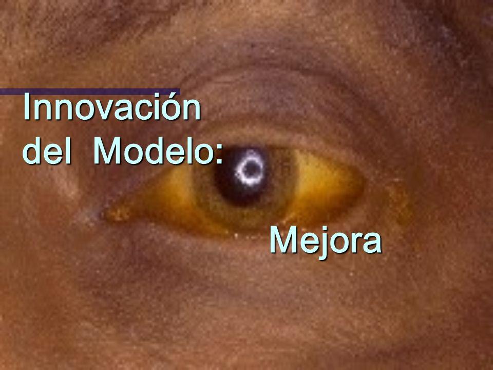 Innovación del Modelo: Mejora
