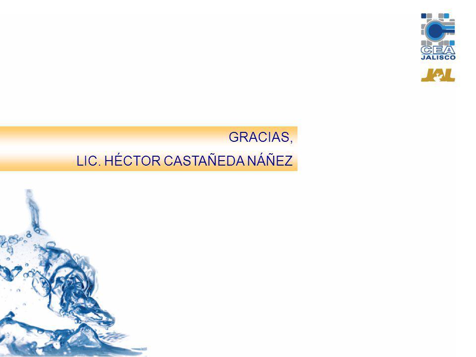 GRACIAS, LIC. HÉCTOR CASTAÑEDA NÁÑEZ