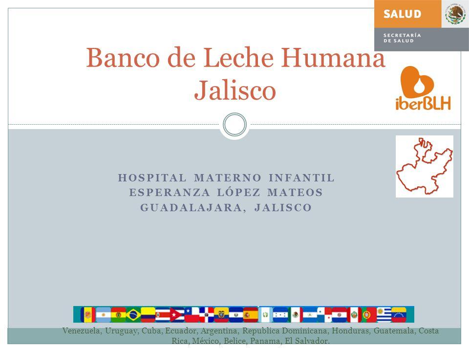 Banco de Leche Humana Jalisco