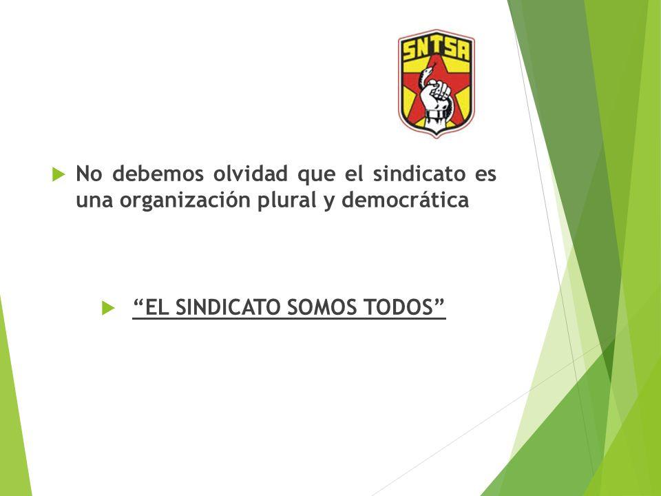 EL SINDICATO SOMOS TODOS