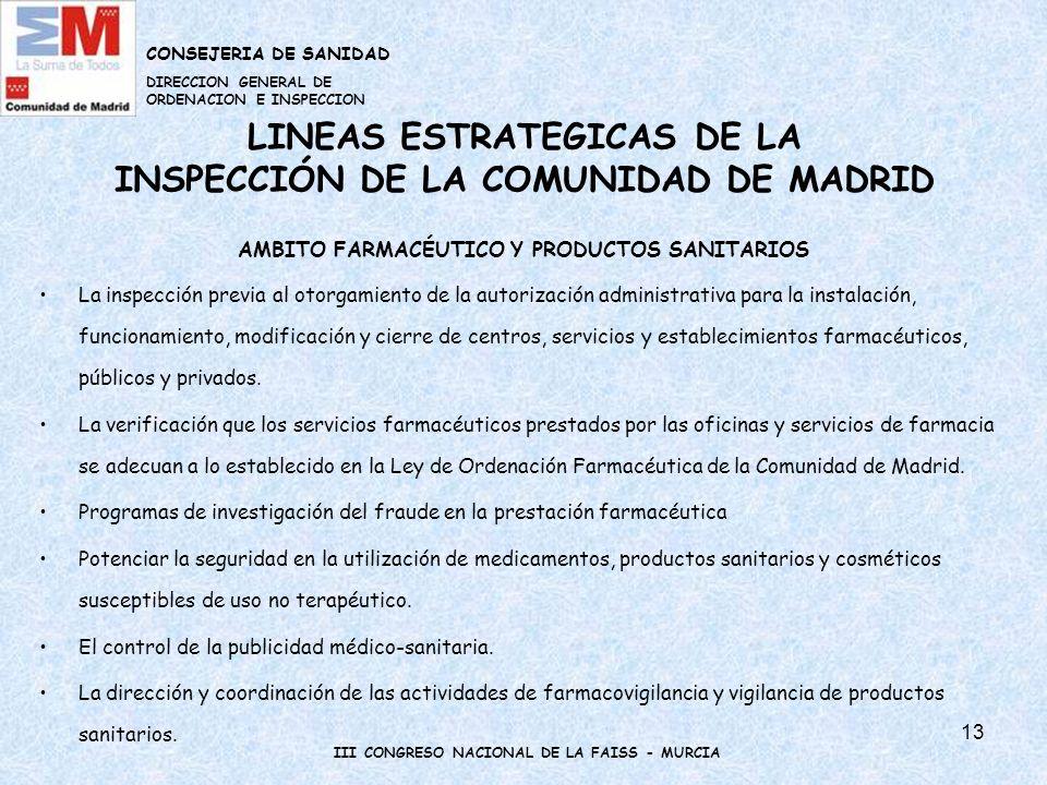 Lineas estrategicas de la ppt video online descargar for Oficina de turismo de la comunidad de madrid