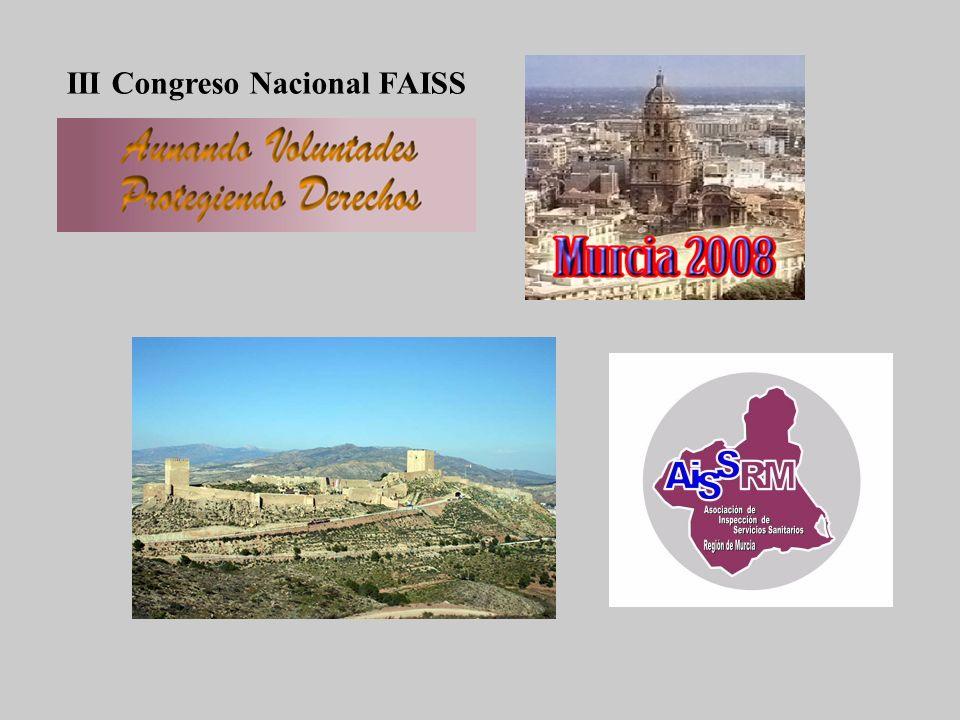 III Congreso Nacional FAISS
