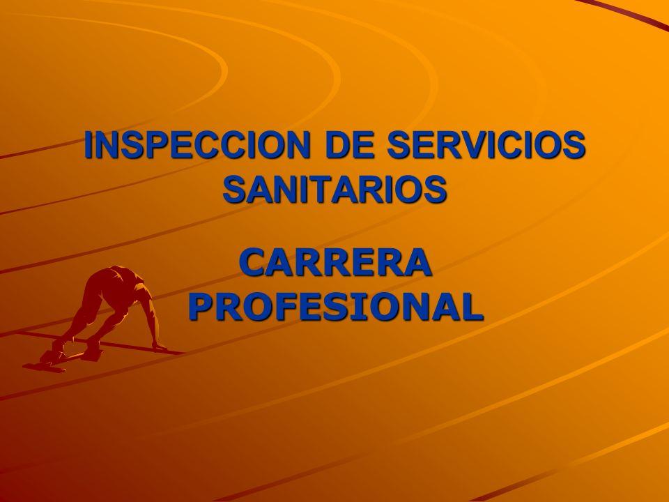 INSPECCION DE SERVICIOS SANITARIOS
