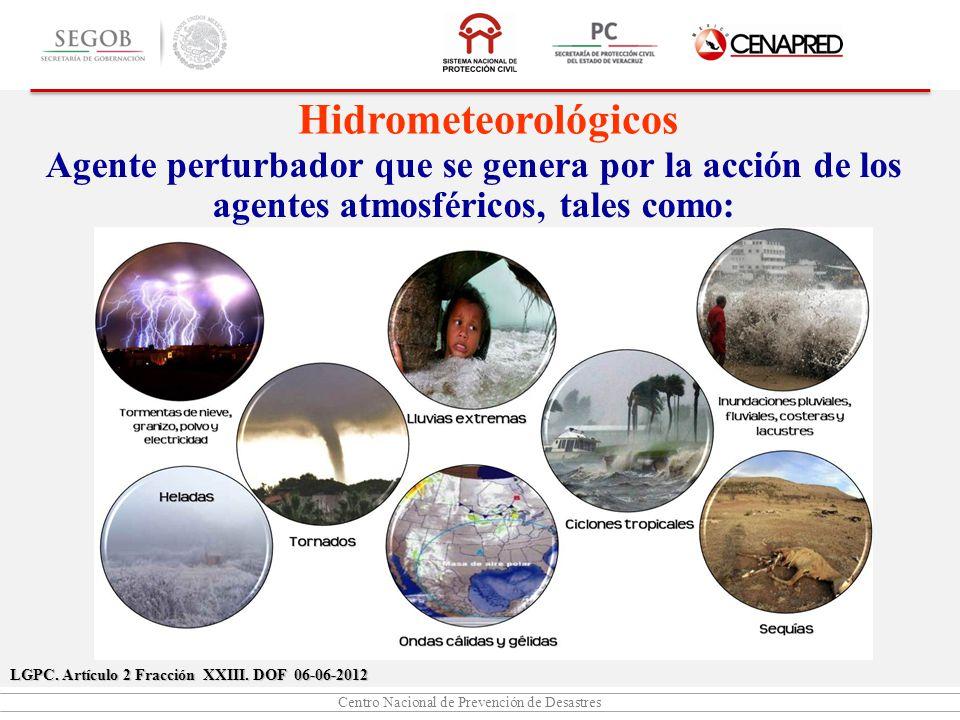 LGPC. Artículo 2 Fracción XXIII. DOF 06-06-2012