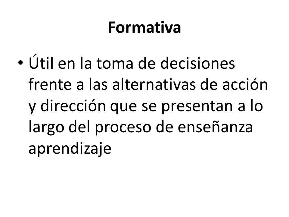 Formativa