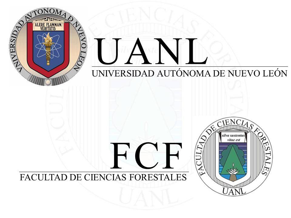 UANL FCF UNIVERSIDAD AUTÓNOMA DE NUEVO LEÓN