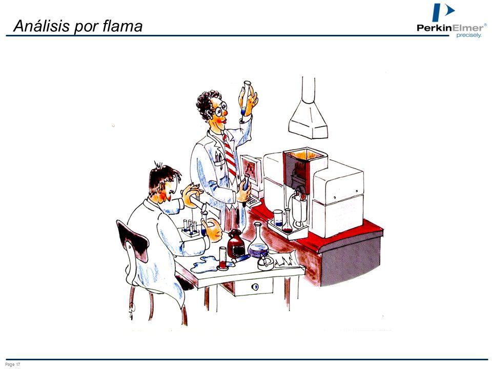 Análisis por flama Page 17