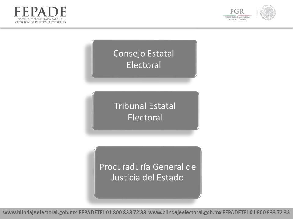 Consejo Estatal Electoral