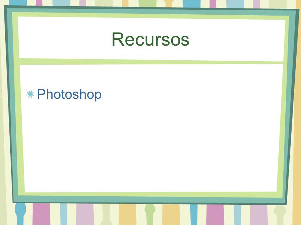 Recursos Photoshop