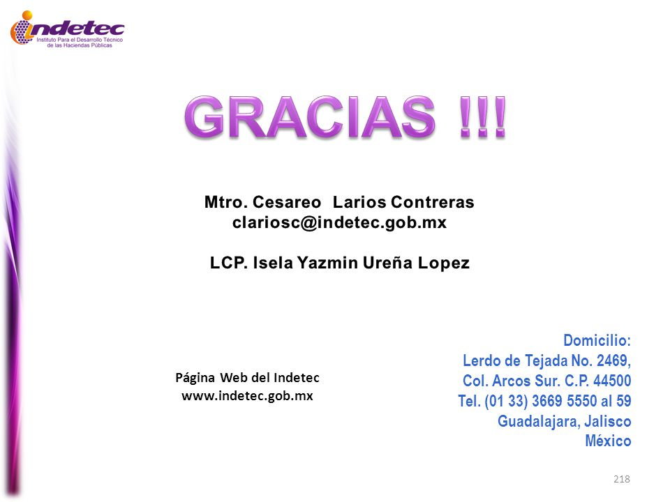 Mtro. Cesareo Larios Contreras LCP. Isela Yazmin Ureña Lopez