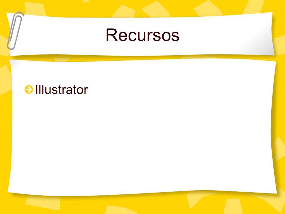 Recursos Illustrator