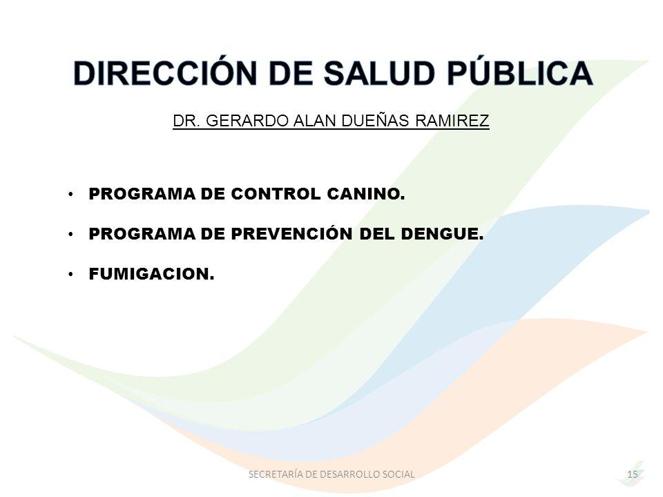 DIRECCIÓN DE SALUD PÚBLICA