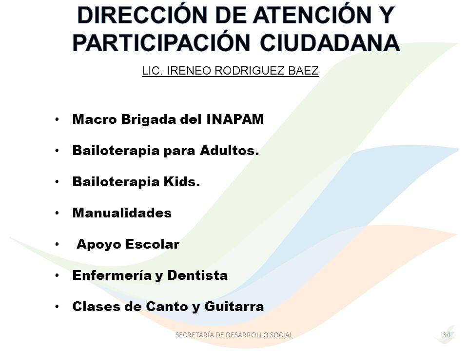 DIRECCIÓN DE ATENCIÓN Y PARTICIPACIÓN CIUDADANA