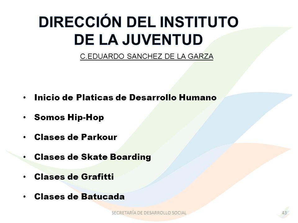 DIRECCIÓN DEL INSTITUTO DE LA JUVENTUD