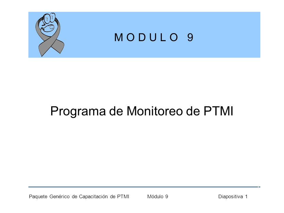 Programa de Monitoreo de PTMI