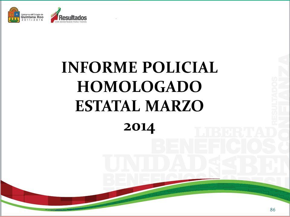 INFORME POLICIAL HOMOLOGADO