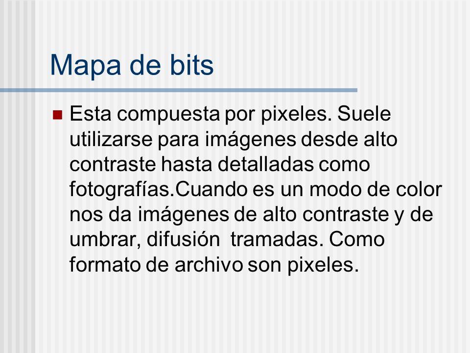 Mapa de bits