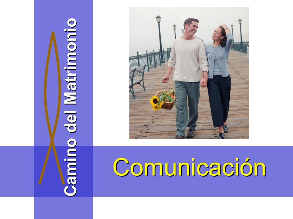 Comunicación Camino del Matrimonio