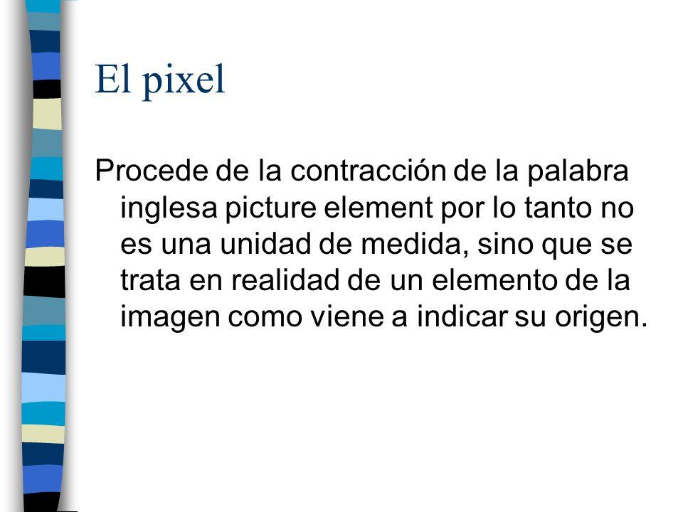 El pixel