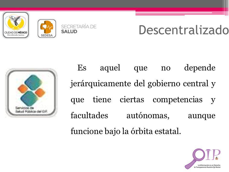 Descentralizado