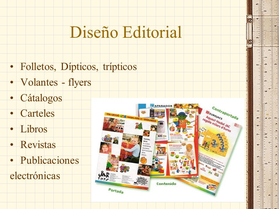 Diseño Editorial Folletos, Dípticos, trípticos Volantes - flyers