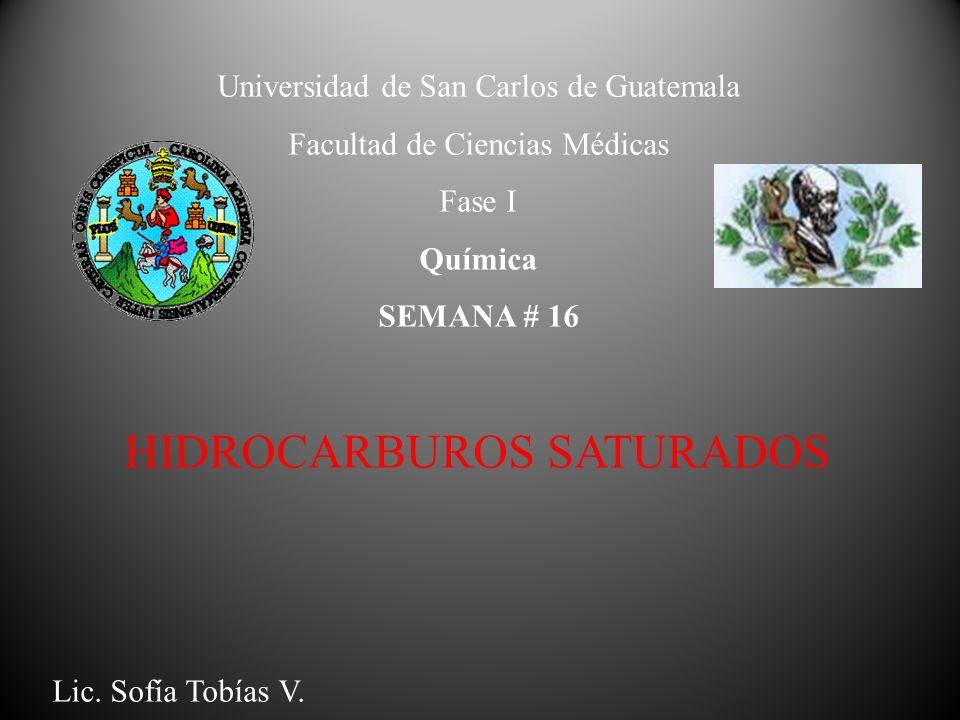 Universidad de San Carlos de Guatemala Facultad de Ciencias Médicas