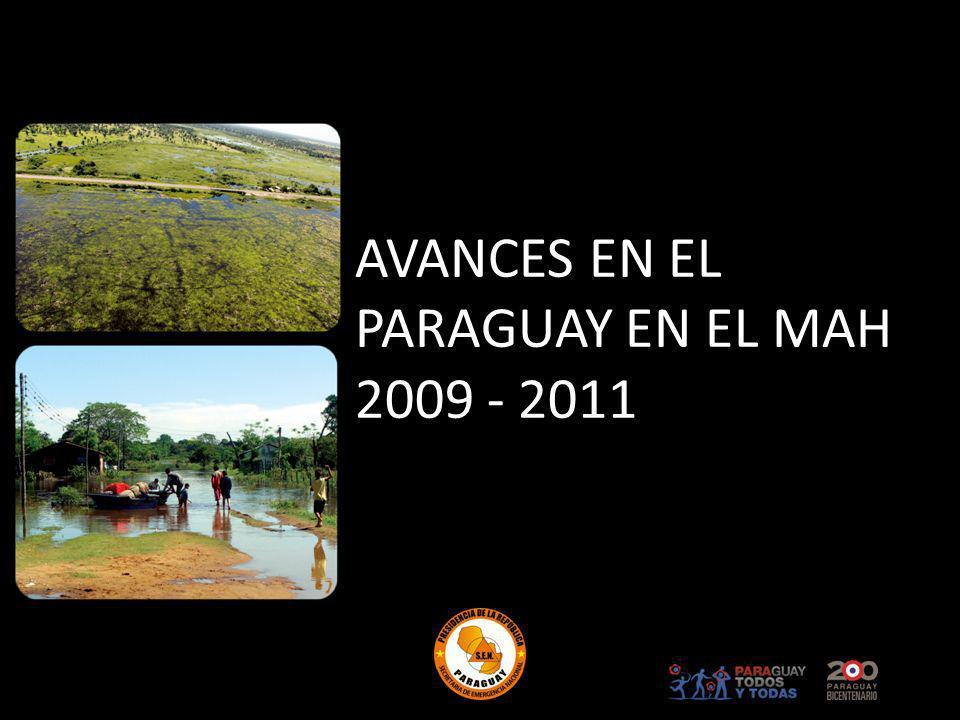 AVANCES EN EL PARAGUAY EN EL MAH 2009 - 2011