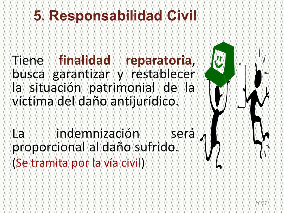 5. Responsabilidad Civil