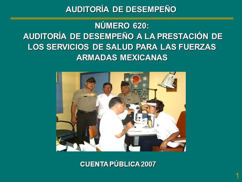 AUDITORÍA DE DESEMPEÑO