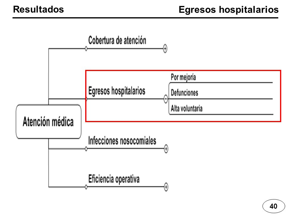 Egresos hospitalarios