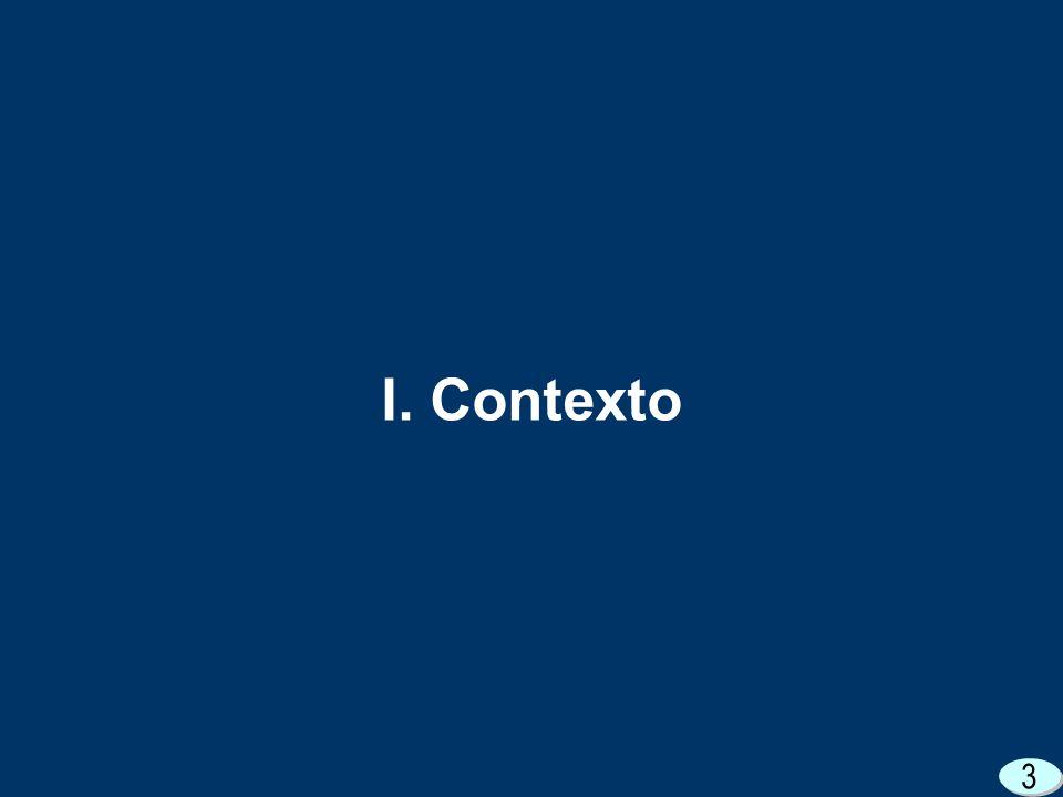 I. Contexto 3 3