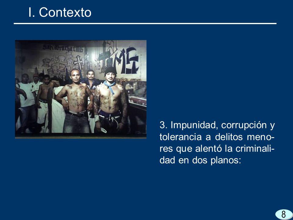 I. Contexto 3.